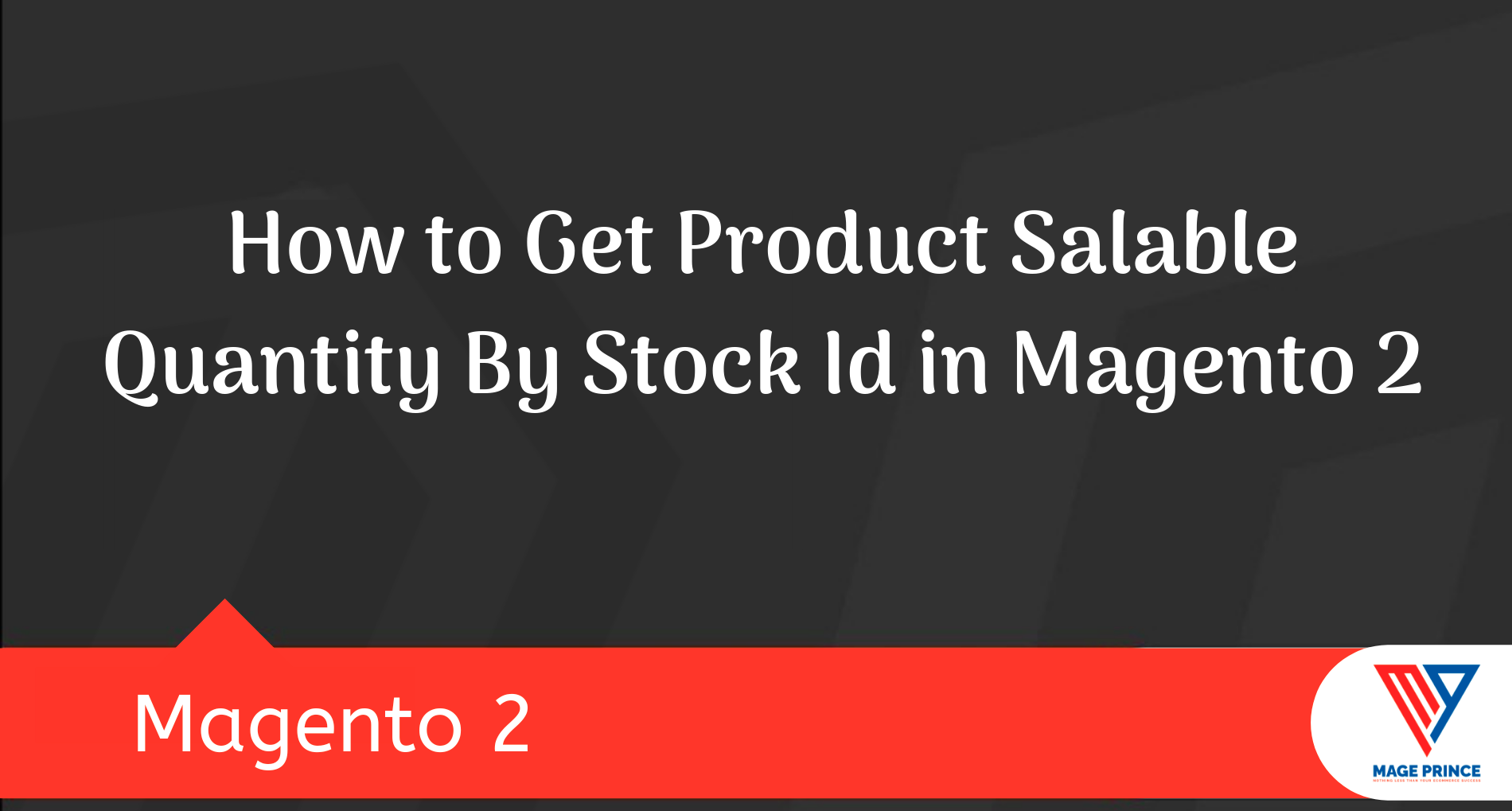 How to Get Product Salable Quantity By Stock Id  in Magento 2